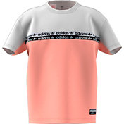 adidas Originals Boys' Taping T-Shirt