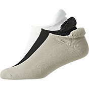 FootJoy Men's ComfortSof Golf Socks - 3 Pack