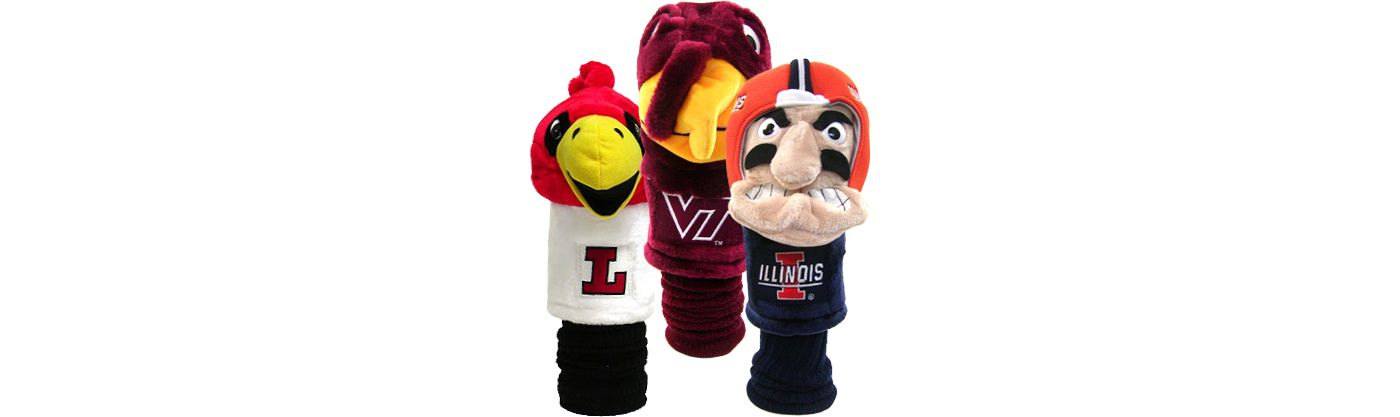 Team Golf NCAA Mascot Headcover