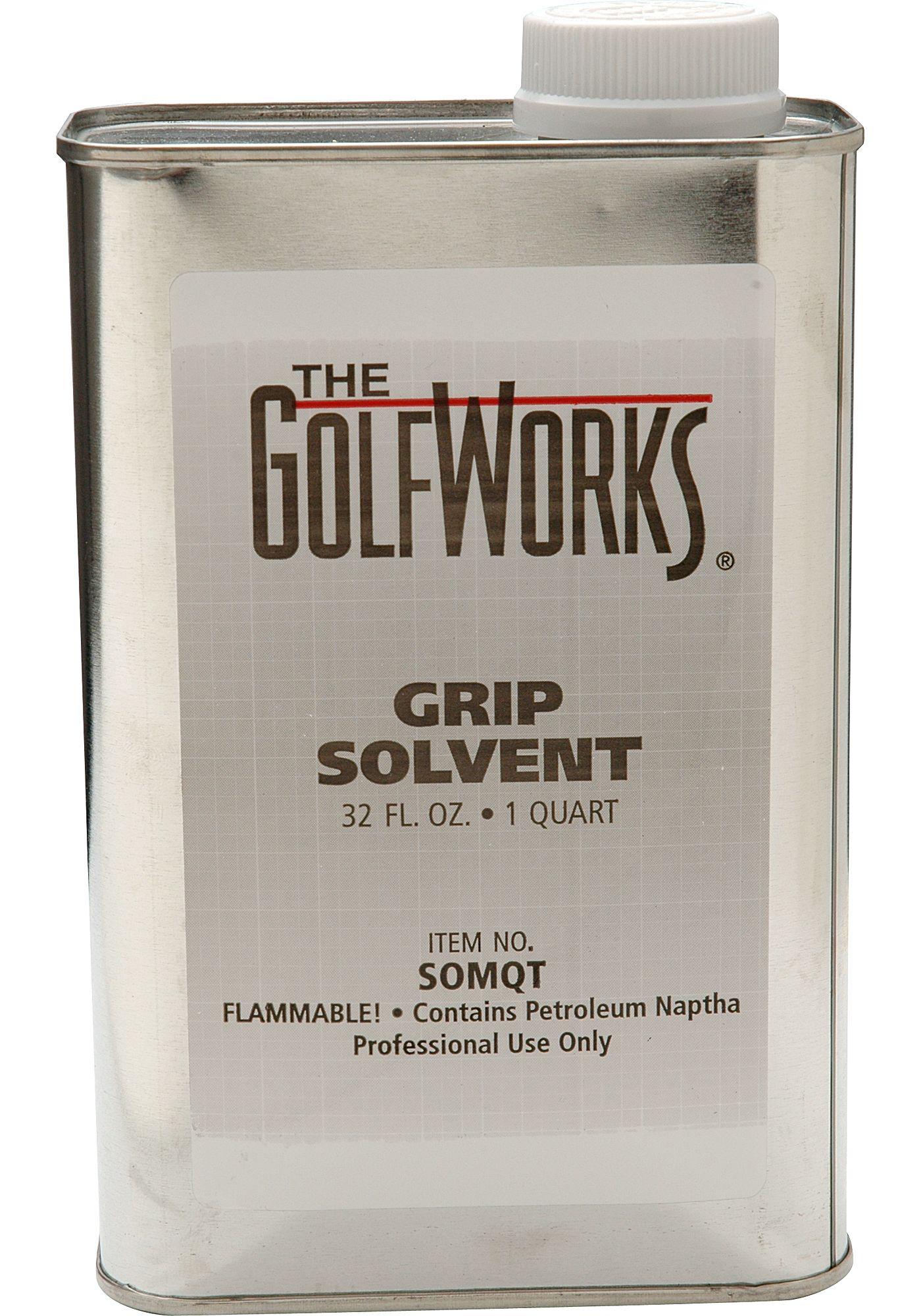 GolfWorks Grip Solvent