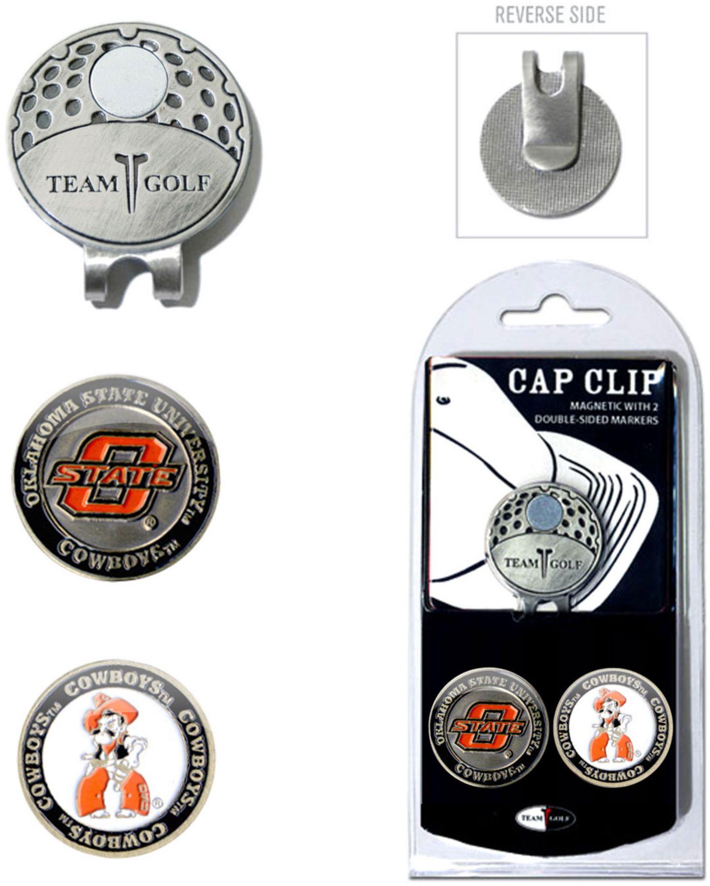 Team Golf Cap Clip