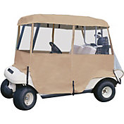 Classic Accessories Deluxe 2-Person Golf Cart Enclosure