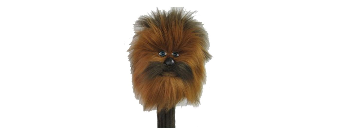 Hornung's Chewbacca Headcover