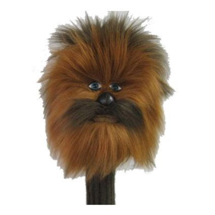 Hornung's Chewbacca Headcover