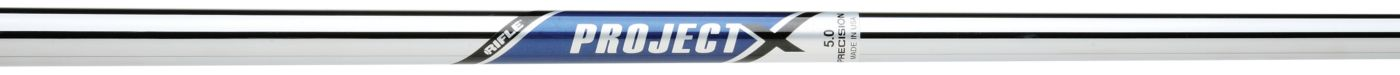 "True Temper Project X Rifle 9 Iron Shaft (.370"" Tip)"