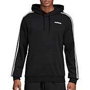 adidas Men's Essentials 3-Stripes French Terry Hoodie