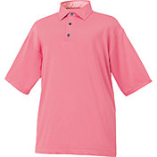 FootJoy Men's ProDry Performance Solid Lisle Golf Polo