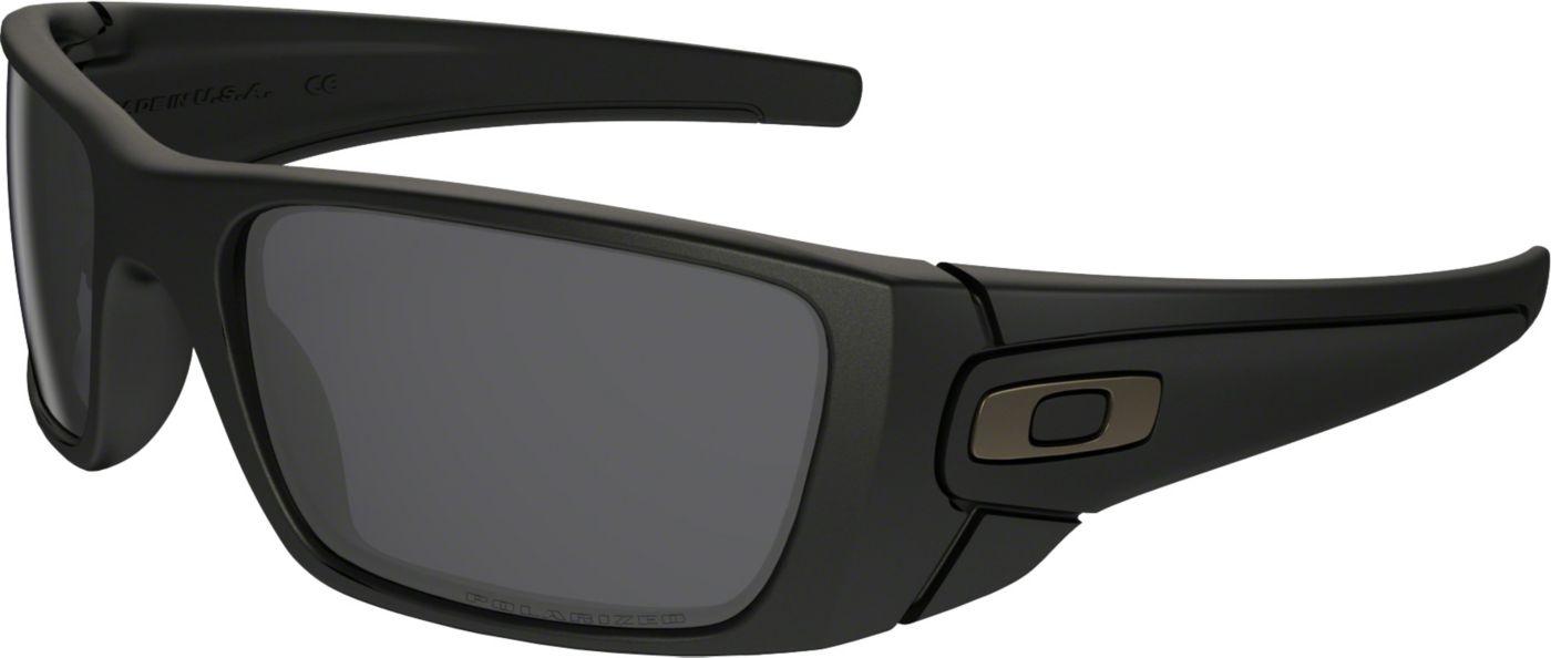 Oakley Men's Fuel Cell Polarized Sunglasses