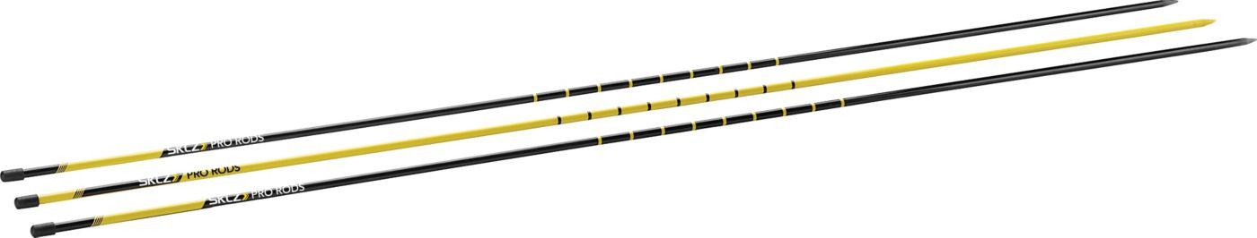 "SKLZ 48"" Pro Rods 3-Rod Alignment System"