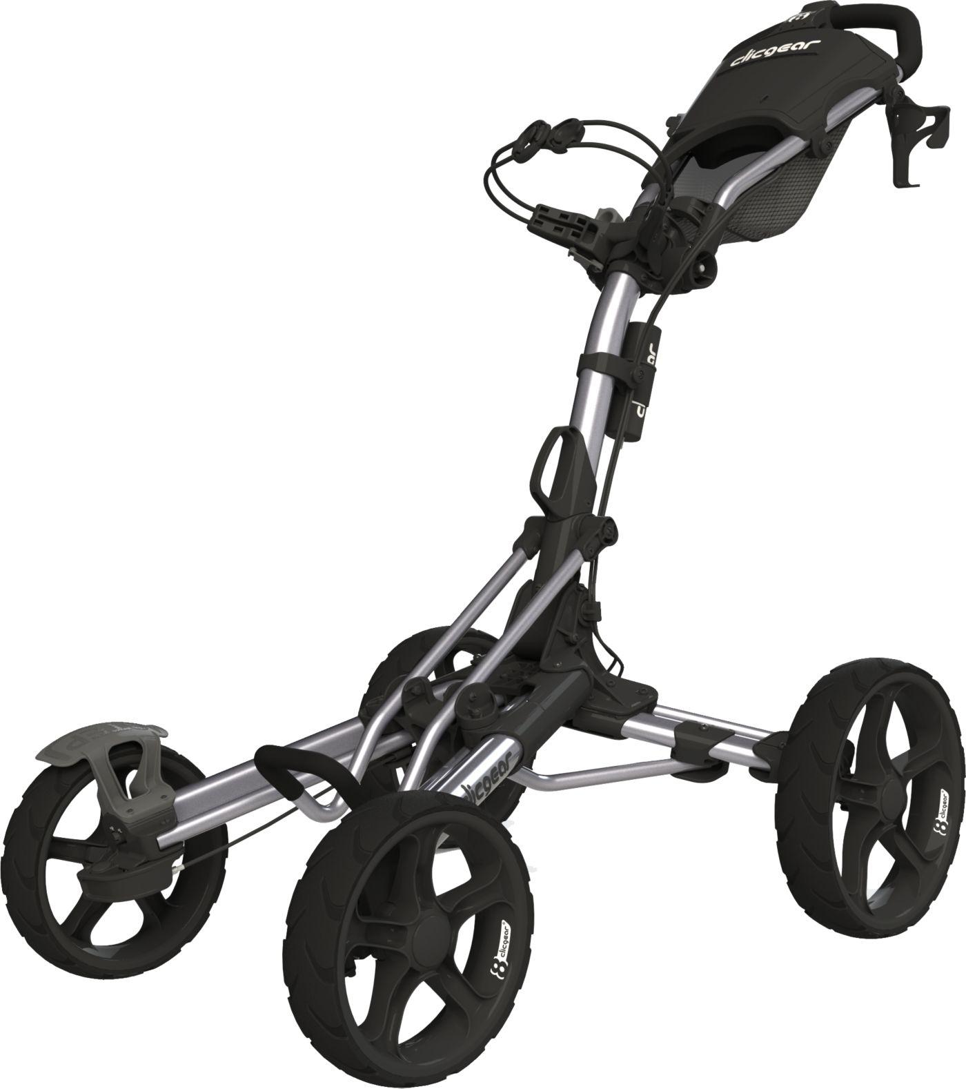 Clicgear Model 8.0 Push Cart