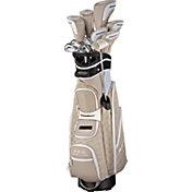 Adams Golf Women's Idea a12 OS 20-Piece Complete Set – (Graphite) – Sandstone