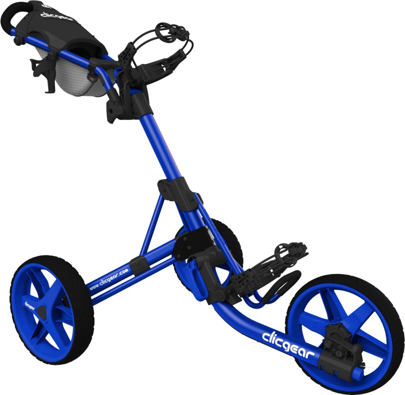 Clicgear 3.5+ Push Cart