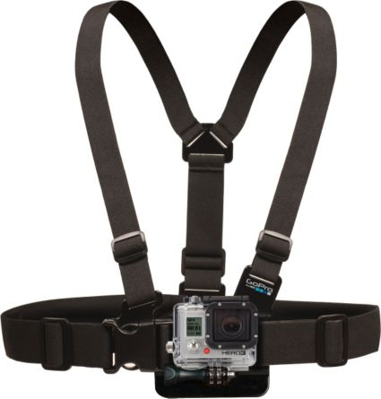 GoPro Chesty Chest Mount Camera Harness