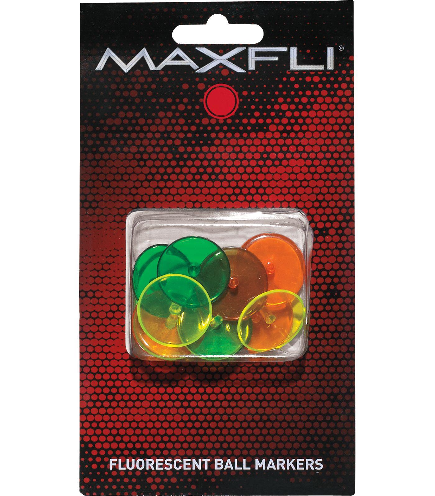 Maxfli Florescent Ball Markers