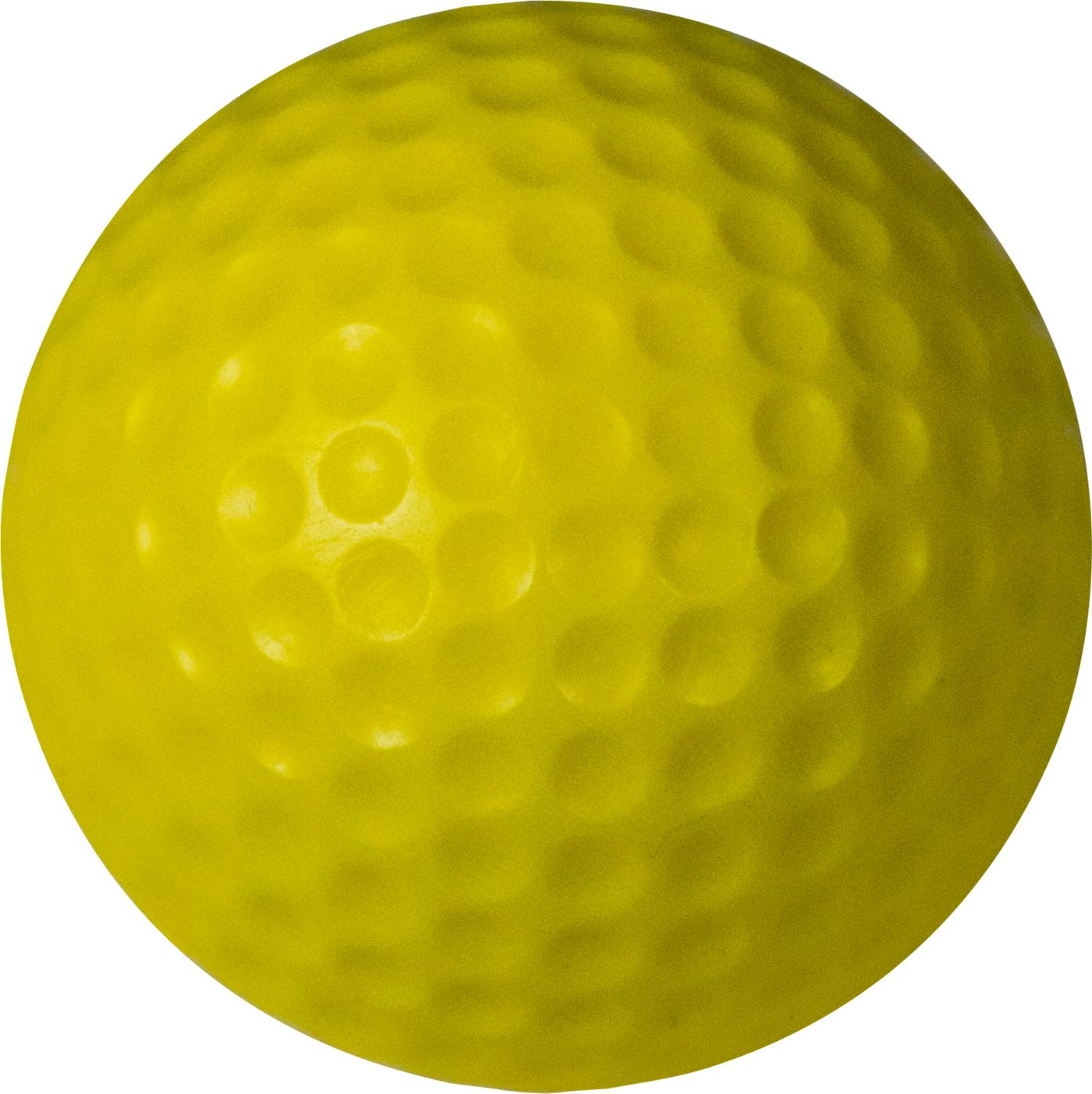 Maxfli Foam Yellow Practice Balls - 18 Pack
