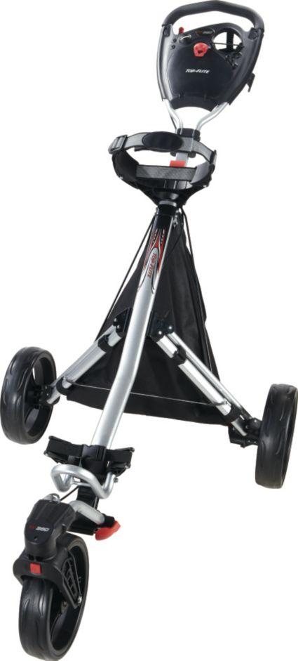 Top Flite 3-Wheel 360 Push Cart
