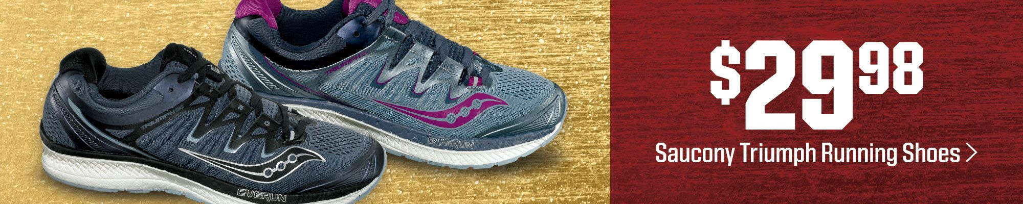 $29.98 - Saucony Triumph Running Shoes