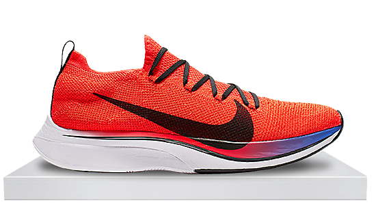 98deab814435 Nike VaporFly 4% Flyknit Running Shoes