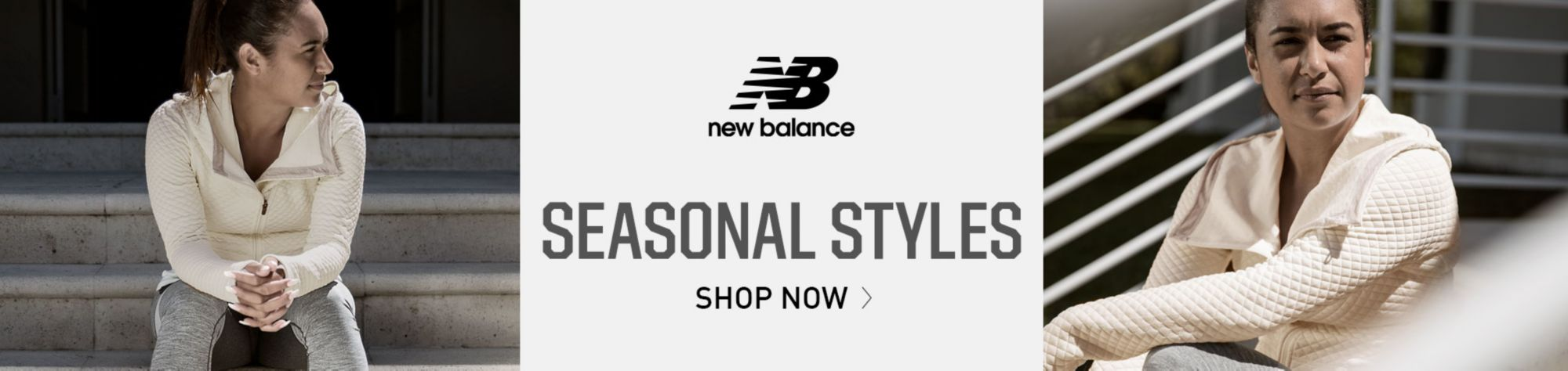Women's New Balance Apparel & Footwear