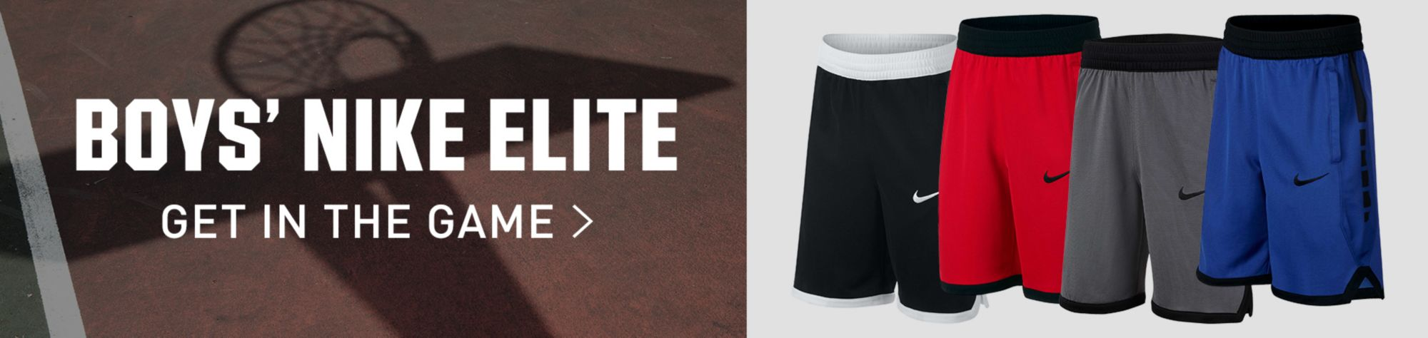 Boys' Nike Elite - Get In The Game