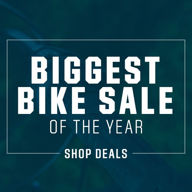 Biggest Bike Sale of the Year