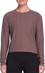 Carrie's Favorite - Mesh Long-Sleeve shirt