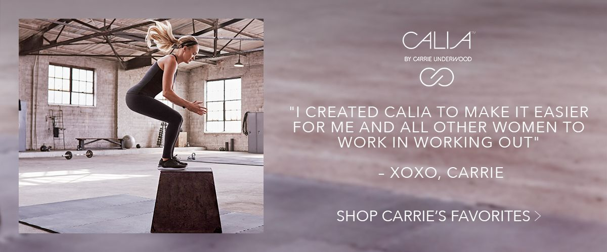 Calia By Carrie Underwood. Shop Carries Favorites
