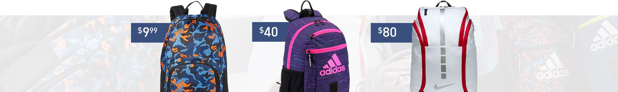 Backpacks | School-Ready Styles From Top Brands