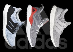 Back-To-School Must-Haves - adidas Boost & Bounce