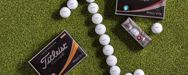 Last Chance | Receive 1 Dozen Free When You Purchase 3 Dozen Titleist Pro V1 or Pro V1x Personalized Golf Balls