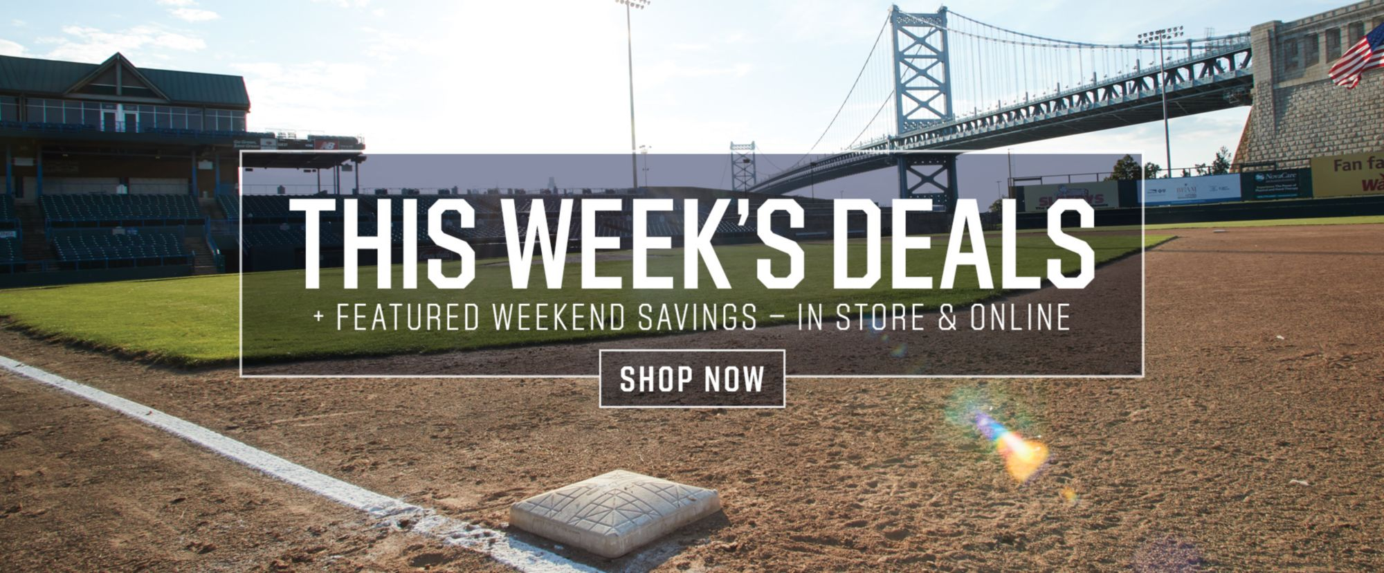 This Week's Deals + Featured Weekend Savings - In Store & Online