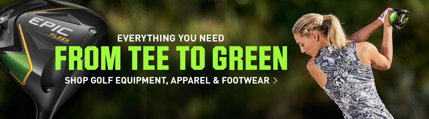 Everything You Need - From Tee To The Green