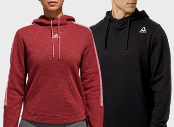 Starting at $13.50 - Select Hoodies