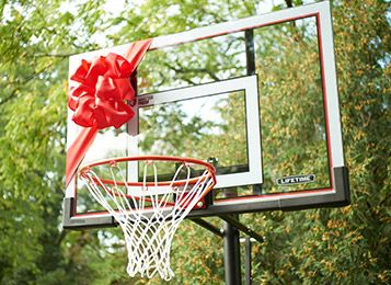 Starting at $79.98 - Select Basketball Hoops