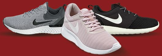 Up To 30% Off - Select Nike Footwear