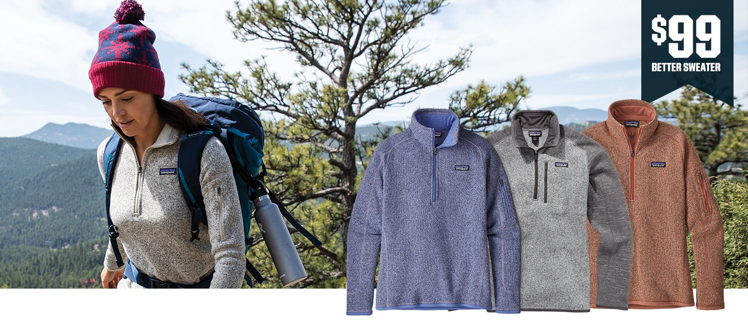 Top Gift Pick: Patagonia - Jackets, Vests & More for Everyone on Your List