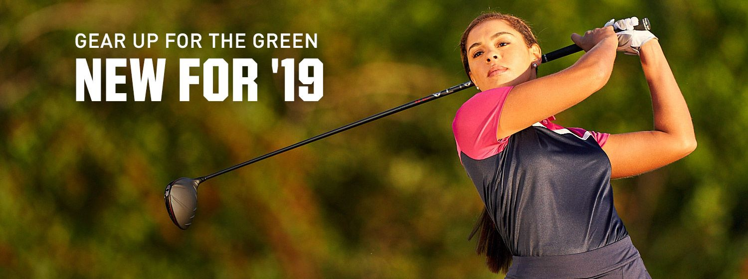 Gear Up For The Green - New For '19