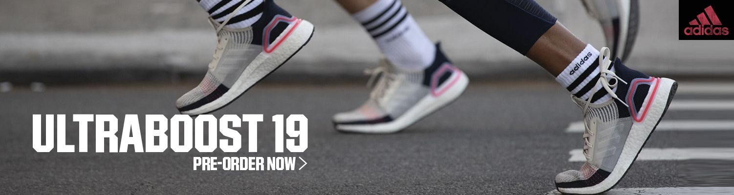 adidas Ultraboost 19 - Pre-Order Now