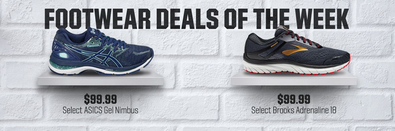 Footwear Deals Of The Week - Free Shipping On All Footwear