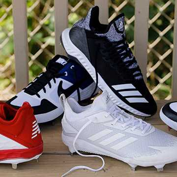 Lace Up - New Baseball & Softball Cleats
