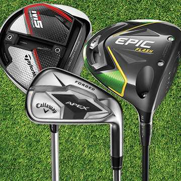 Golf New Arrivals - Equipment, Apparel & Shoes