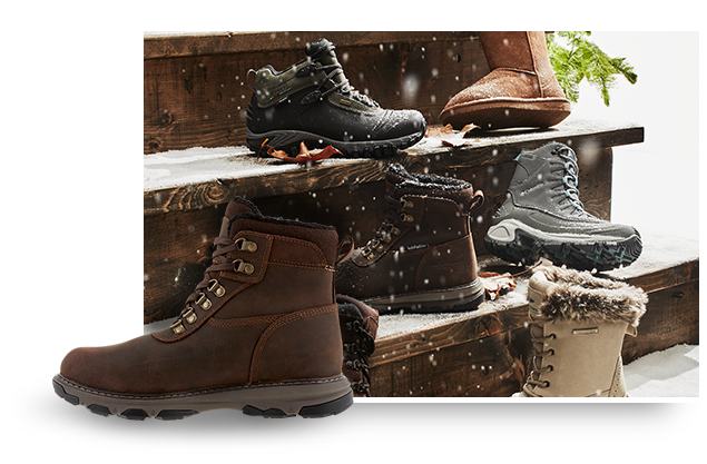 Up To 40% Off - Select Boots