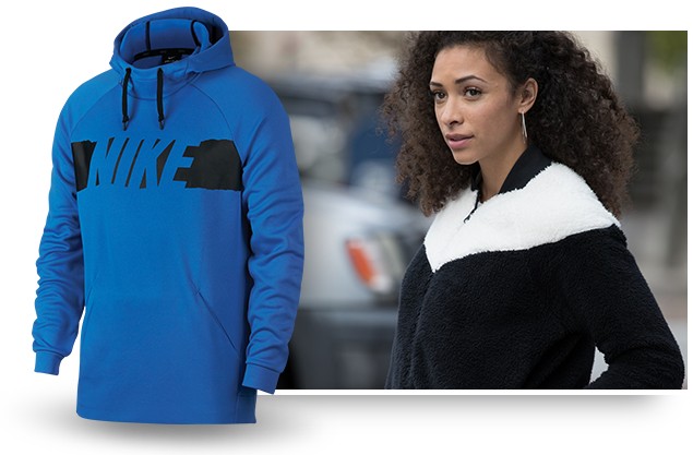 Up To 40% Off - Select Hoodies & Fleece