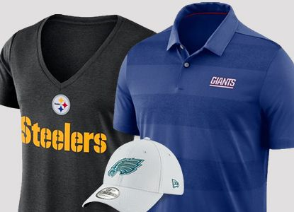 NFL Training Camp - New Season. New Gear.
