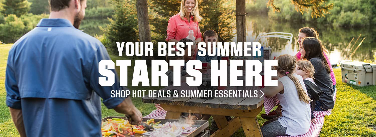 Your Best Summer Starts Here - Hot Deals and Summer Essentials