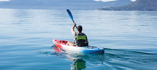Up To $100 Off | Kayak & Paddle Deals