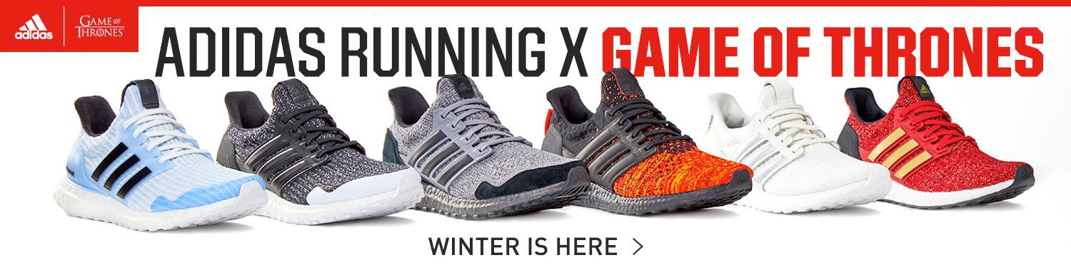 adidas Running X Game Of Thrones