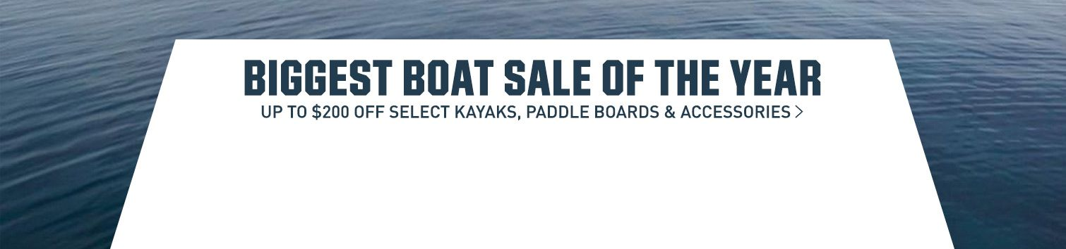 Biggest Boat Sale Of The Year