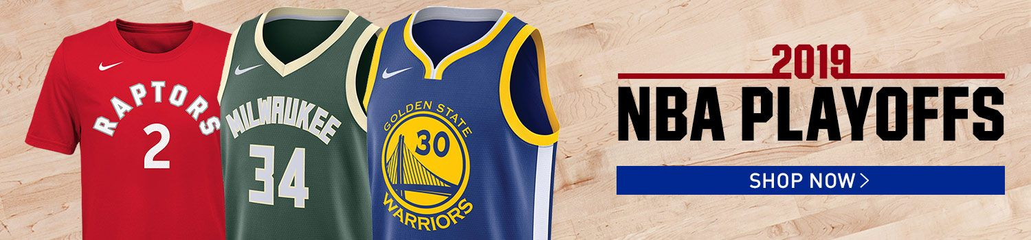 2019 NBA Playoffs | Shop Now