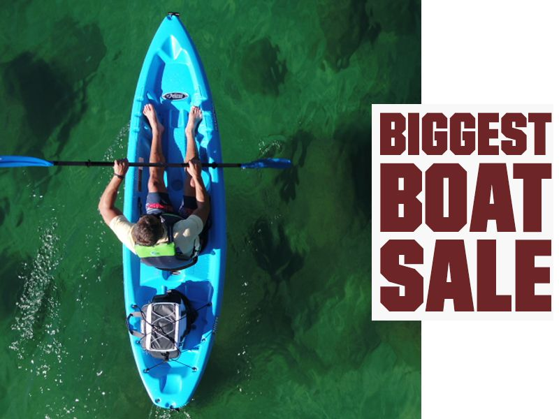 Up To $300 Off | Kayaks, Paddle Boards & More